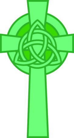 Dit ontwerp is perfect voor een verscheidenheid van religieuze thema projecten, zoals de Bijbel covers en bladwijzers, eerste communie geschenken en nog veel meer. Stockfoto - 45982252