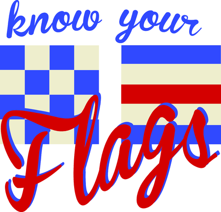 A perfect design for your sailor, boater or lover of all things nautical embroider on clothes, towels, banners, flags or wall hangings.
