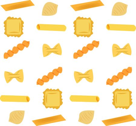 Pasta is the favorite foundation for a family meal.  Get this delicious design on towels, aprons, and shirts for the perfect gift.