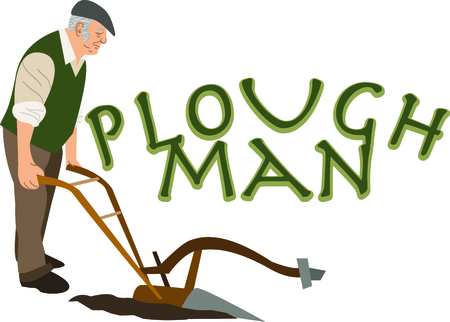 plow: Got green thumb  Get creative with this design on gardening aprons, t-shirts and more for your gardening enthusiasts