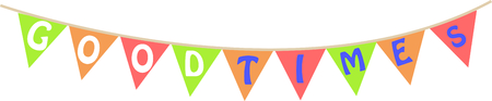 깃발은 모든 축하를 더욱 특별하게 만듭니다! 특별 행사 프로젝트에이 화려하고 축제와 재미있는 장식으로 절충하십시오!