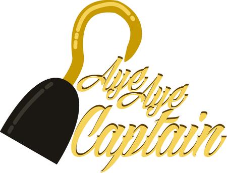 Word lid van de bemanning, terwijl u de zeilen hijsen, sturen het schip en vuur de kanonnen met dit ontwerp op kleding, ingelijst borduurwerk en meer voor de avonturiers!