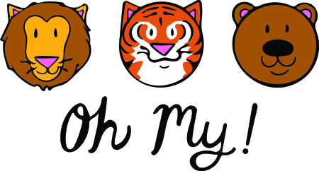 oz: Kids love googly eyes and wild creatures.  Get this adorable design on bodysuits, layettes, diaper covers, baby t-shirts, hats, bibs & more!