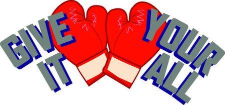 한 펀치로 싸움을 바꿀 수 있습니다. 장갑을 착용하고 휴일 프로젝트에이 디자인으로 뛰어 들으십시오!