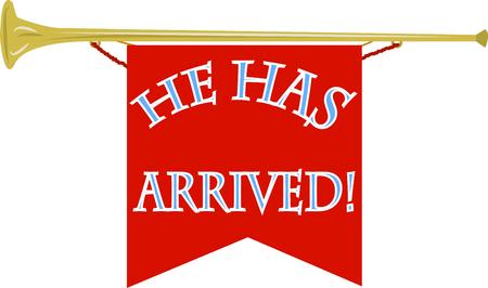 Feiern Sie die Ankunft Ihres Neugeborenen mit diesem Motiv auf Banner, gerahmte Stickereien, Kleidung und vieles mehr! Standard-Bild - 57196775