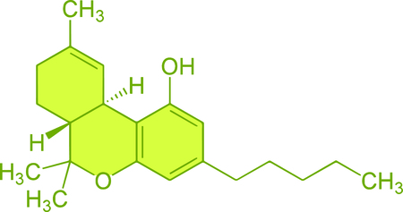 Cannabis fans will love this neat molecule design. This will look great on t-shirts, hoodies, banners, tote bags and more.