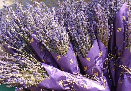 pleasent: Lavander bouquets