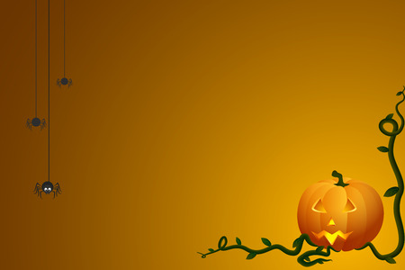 halloween k�rbis: Halloween-K?rbis Hintergrund Lizenzfreie Bilder