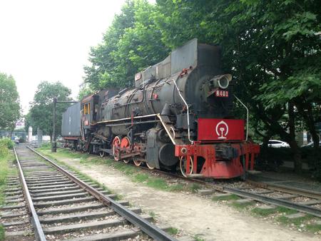 locomotora: Vieja locomotora  Editorial