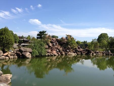 water garden: Archway Bao Garden Resorts Editorial