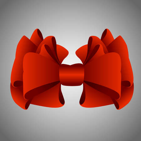 gift bow Illustration