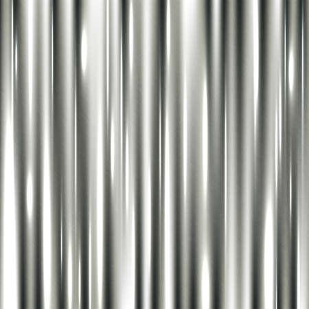 silver bars: metallic silver background