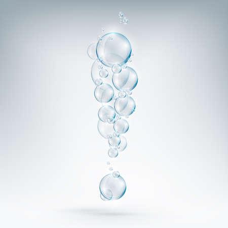 石鹸の泡の叫び