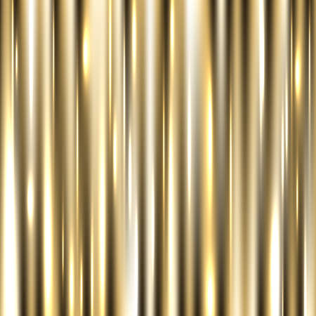 metallic gold background Illustration