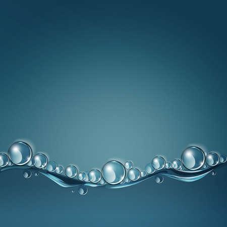 wasserwelle: Wasser wave