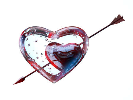 to pierce: frozen heart