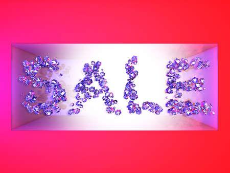 give away shop: Dimonds sale