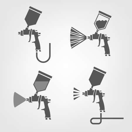 pintor: Ilustraci�n de un instrumentos de reparaci�n de carrocer�as.