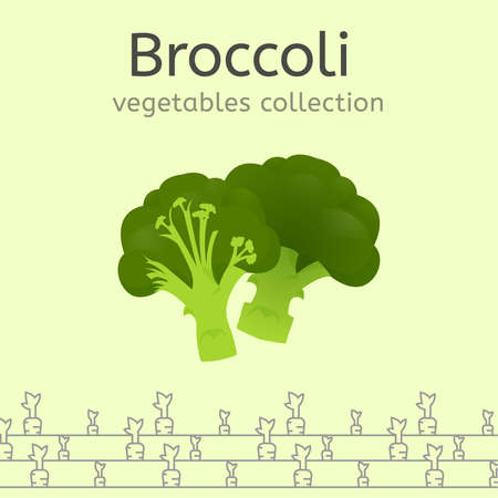 branching: Vegetables Collection Image