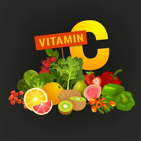 ashberry: Vitamin C Image