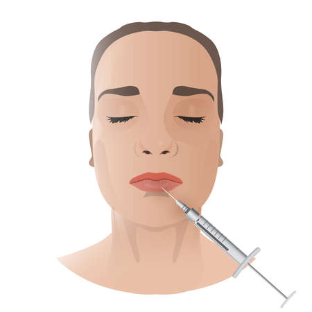 filler: Cosmetological Procedure Image Illustration