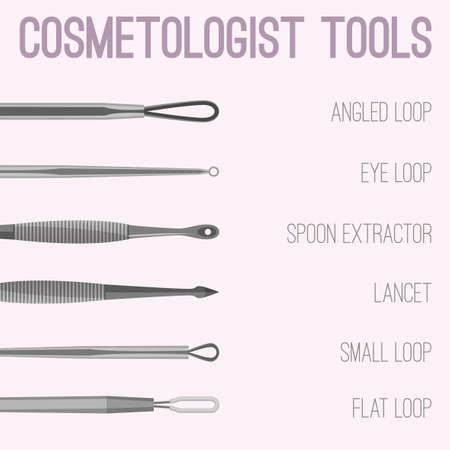cosmetologist: Cosmetologist Tools Image