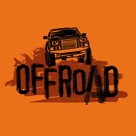 Off Road Image Stock Photo