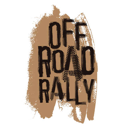 Off-Road Handmade Lettering