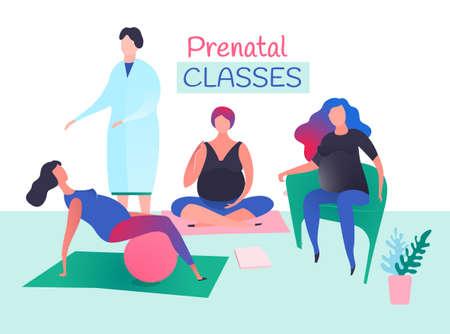 Prenatal classes image