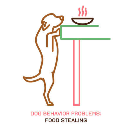 Dog Behavior Problem Icon