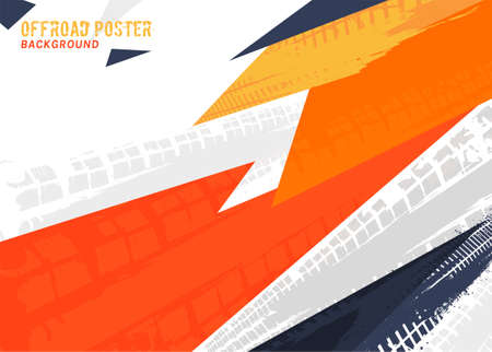 Tire Poster Background Ilustração