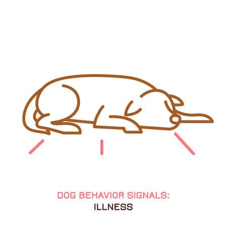 Dog Behavior Icons