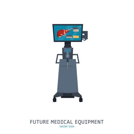 Modern medical equipment Banque d'images - 155433658