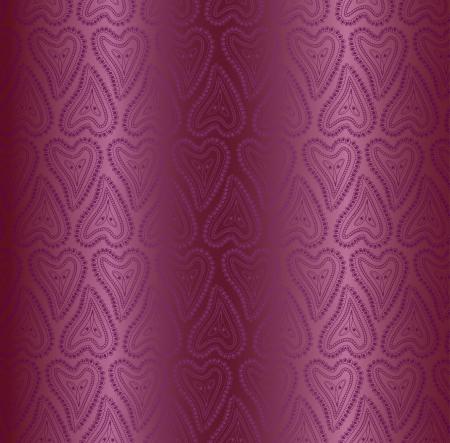 silk fabric: Modelo incons�til de la tela de seda burdeos (papel tapiz)