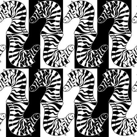 tiras comicas: En blanco y negro sin patr�n de las cebras