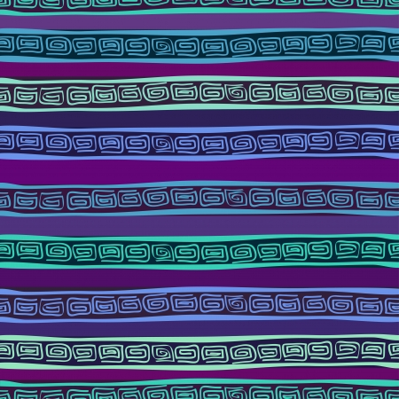 african culture: Bright African ethnic seamless pattern