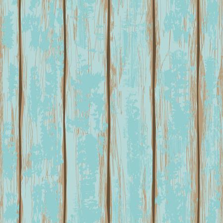 Nahtlose Muster der alten blau lackierten Holzplatten