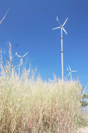 converts: Windmill converts the energy of wind into rotational energy