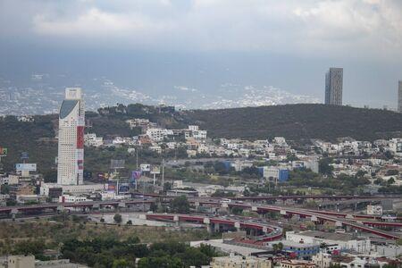 View of the City of Monterrey