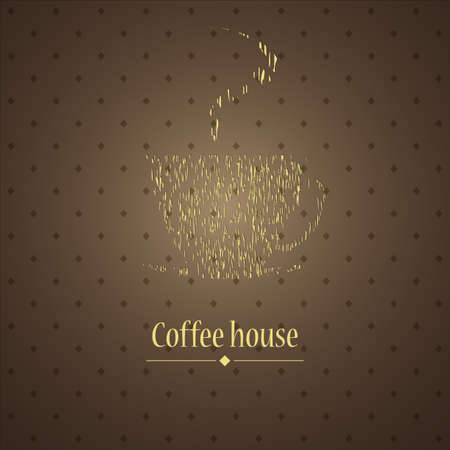 Restaurant or coffee house menu design  Vector   Vector