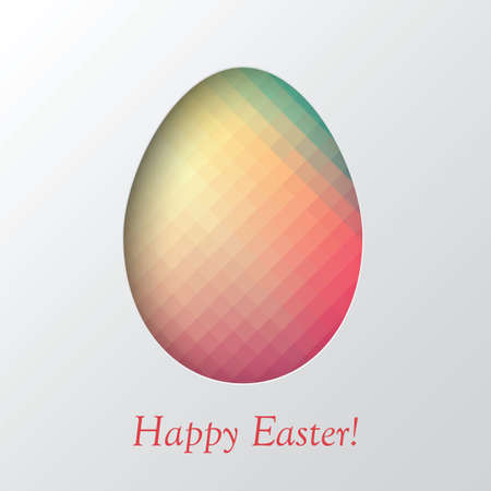 Vector   easter background. Easter design. Eps 10 Vector