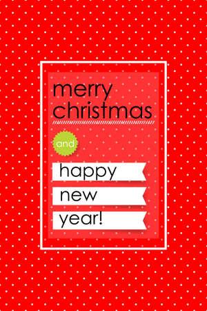 Christmas Brochure Template. Christmas Background Royalty Free ...