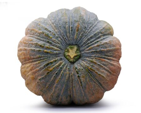 thai pumpkin isolated on white background