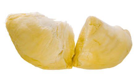 Durian isolated on white background 免版税图像