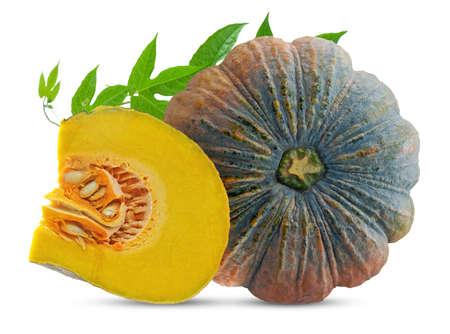 Pumpkin isolated on white background 免版税图像