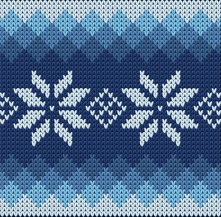 invierno: Jacquard de punto