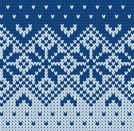 jacquard: Knitted jacquard pattern