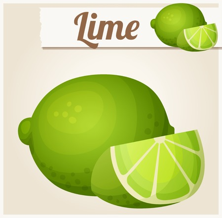 lime: Lime Detailed Icon