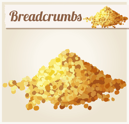 Bread crumbs. 写真素材 - 114247673
