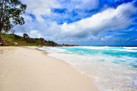 grand anse beach photo